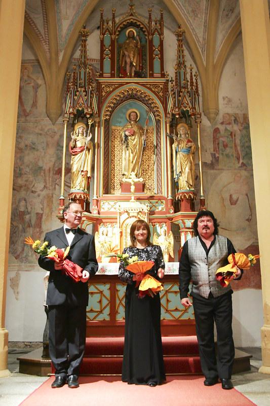 2008 Otvoritev festivala Jani Lotrič in Tone Potočnik - foto Uroš Zagožen