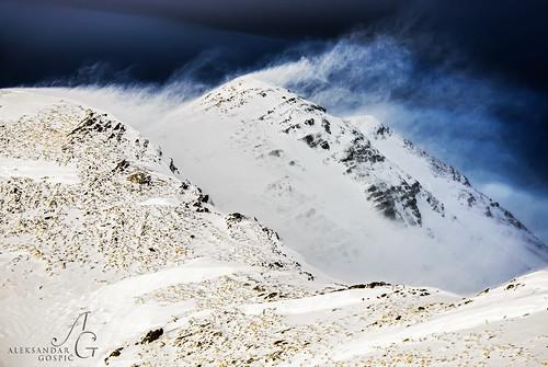 winter snow mountains weather clouds wind snowy croatia blowing peaks lifting brdo sveto velebit dinaricalps paklenicanationalpark paklenicanp