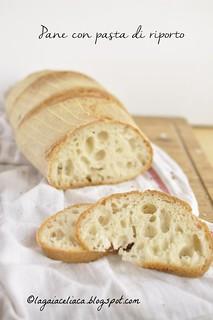 Pane senza glutine con pasta di riporto | by mammadaia