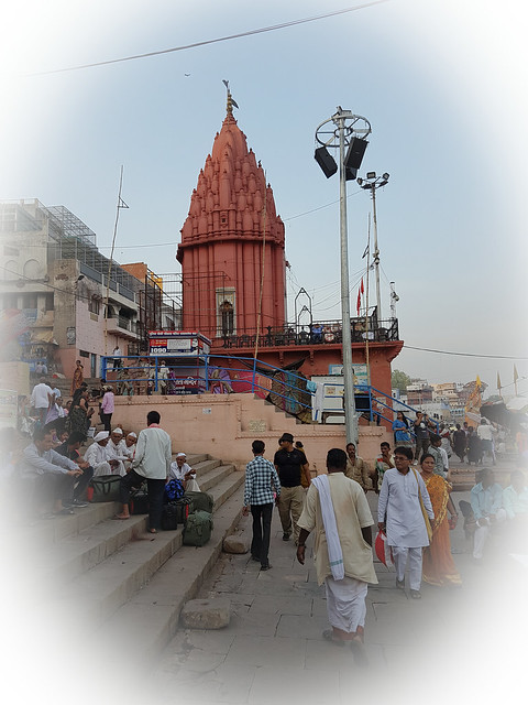 Temple at Varansi
