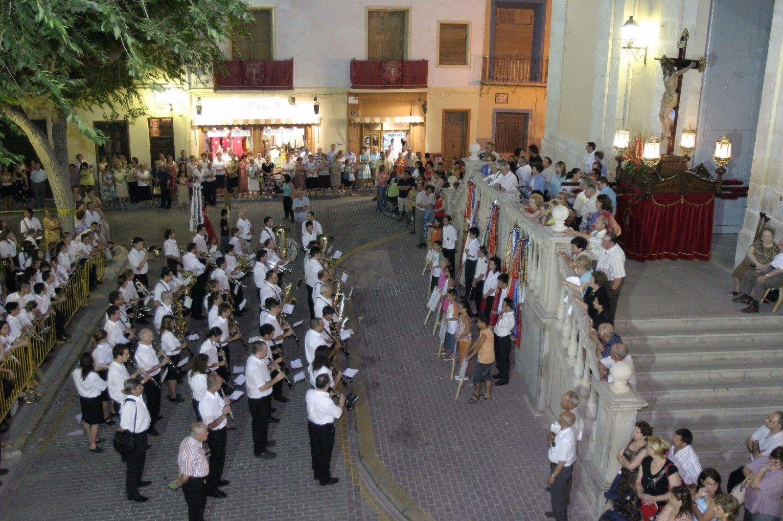 (2005-07-02) - Estreno Marcha Procesional  - Vicent Olmos -  (12)