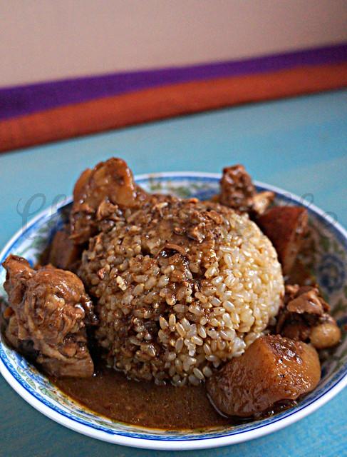 Sticky Rice Curry -edit