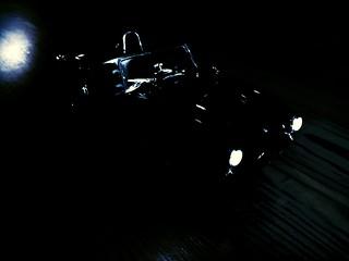 Mit der Cobra durch die Nacht