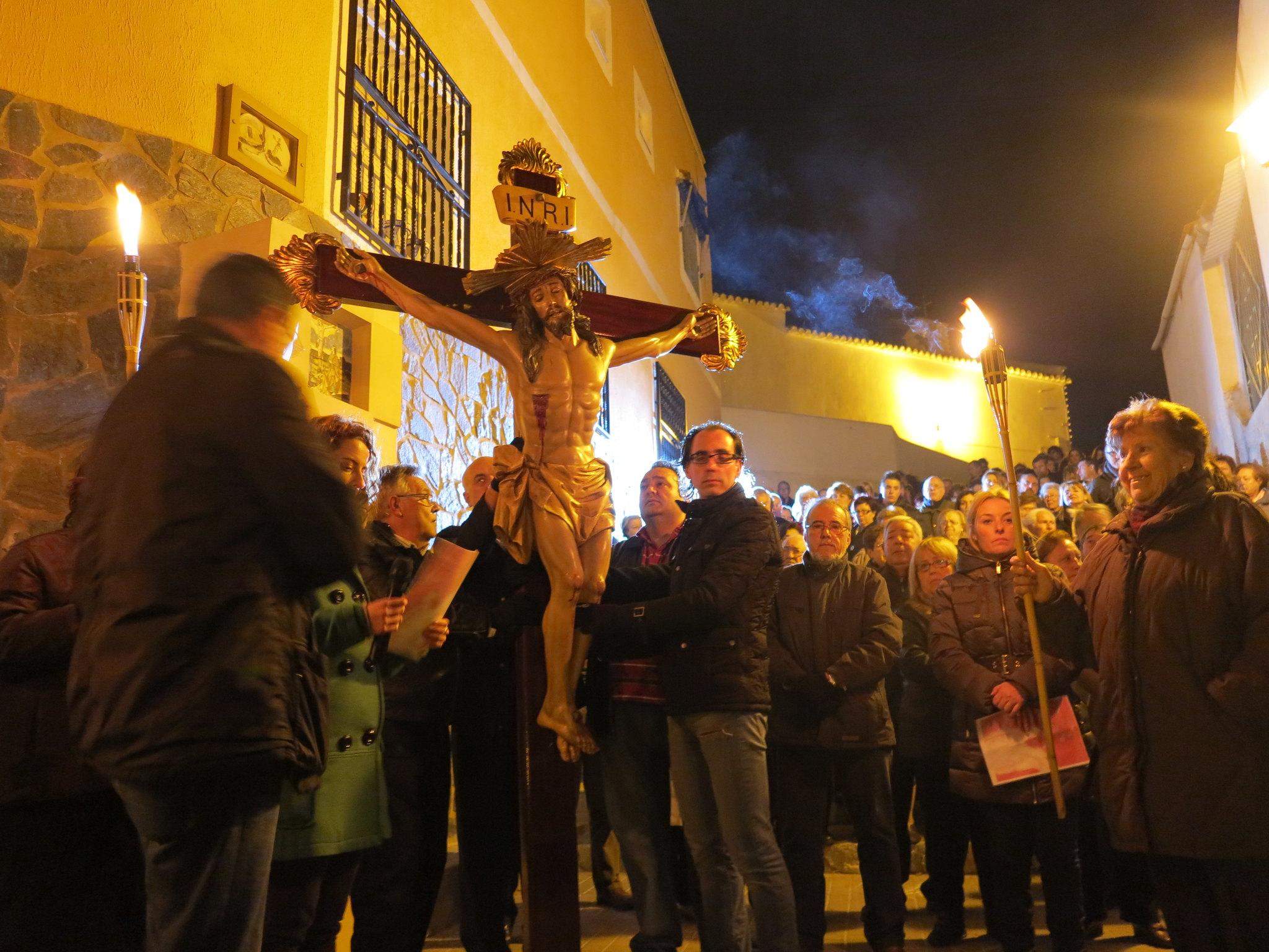 (2013-03-22) - IV Vía Crucis nocturno - Antonio Verdú Navarro  (09)