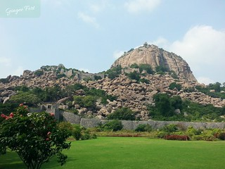 Gingee Fort | by wanderingjatin