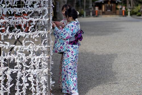 八坂神社 | by Tony Tani