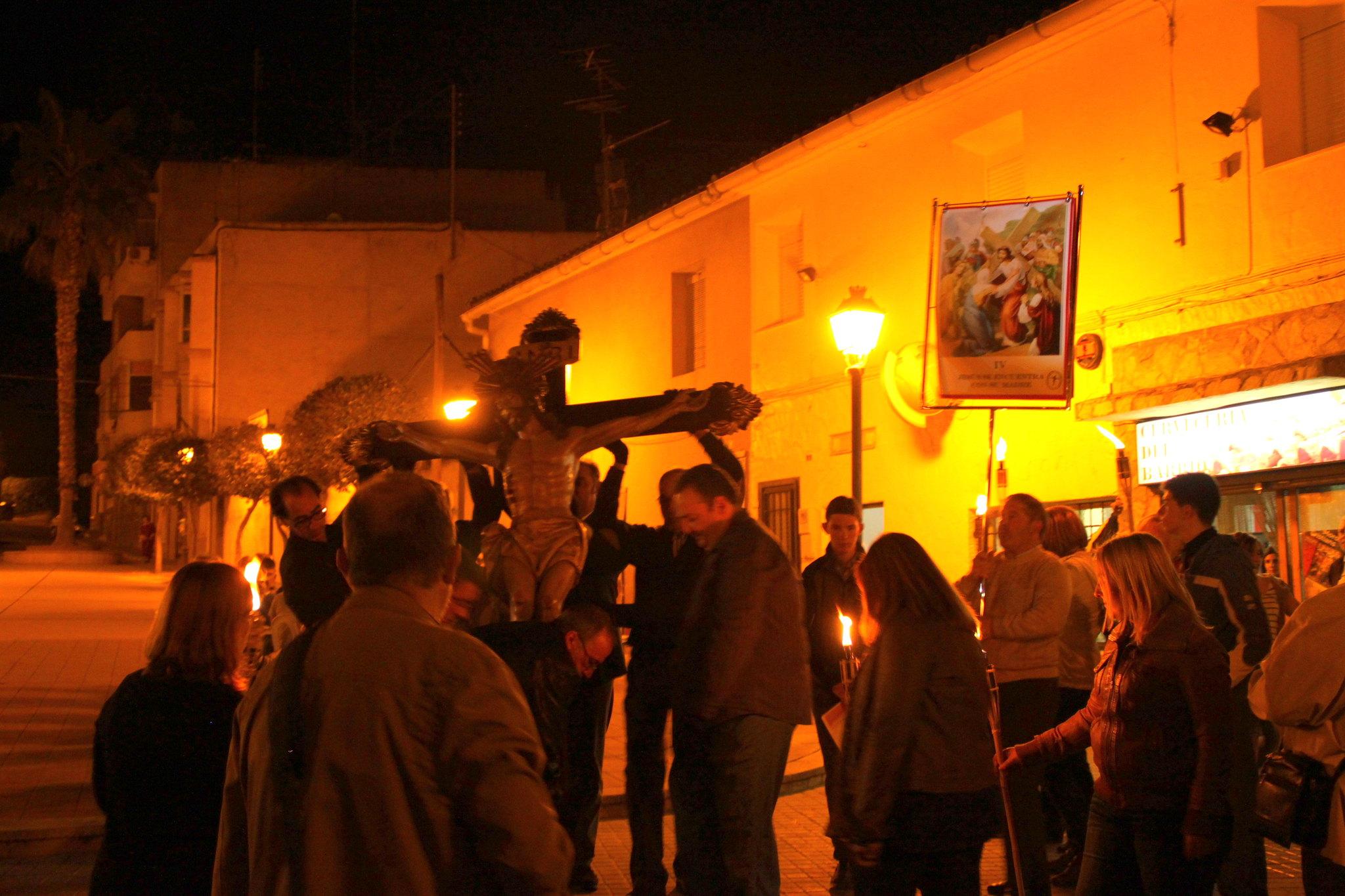 (2014-04-01) -  V Vía Crucis nocturno - Javier Romero Ripoll (28)