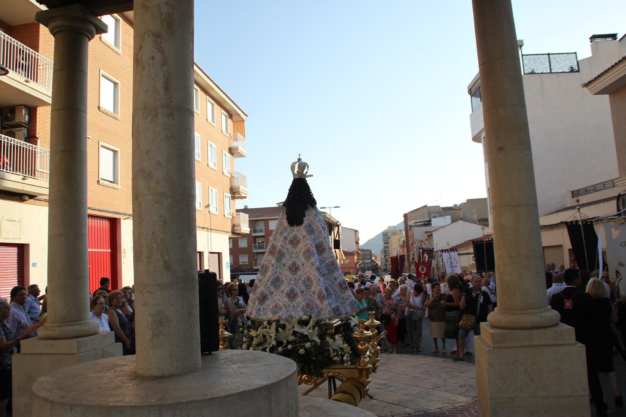 (2015-07-12) - Virgen del Carmen, parroquia La Santa Cruz - Javier Romero Ripoll (39)