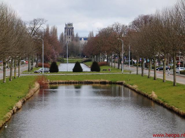 2016-03-23 stads en landtocht  Dordrecht            24.3 Km  (14)