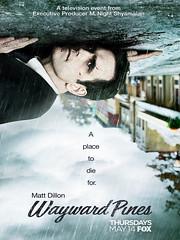 "TV serie ""Wayward Pines"""