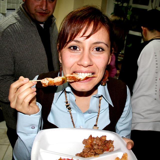 Shish kebab