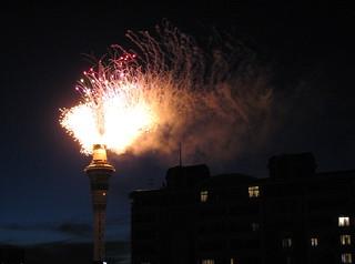 Auckland Festival Fireworks 2
