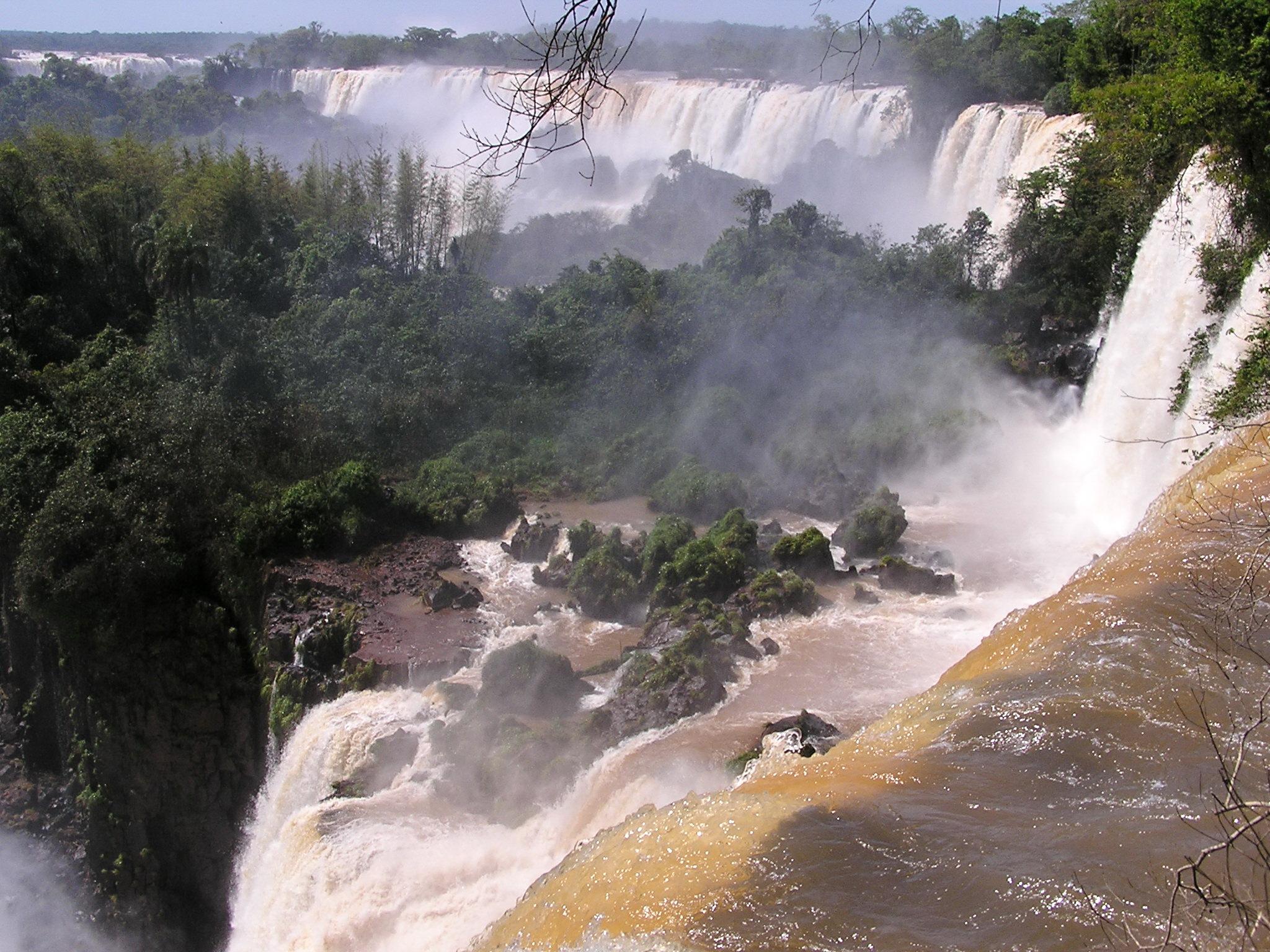 Cataratas de Iguazu Brasil Patrimonio de la Humanidad Unesco
