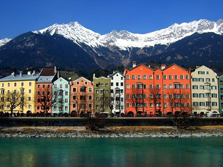 Colours in Innsbruck | by James Cridland