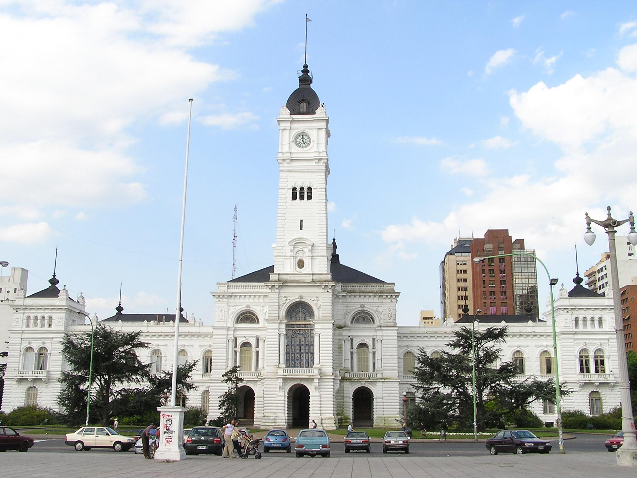 Palacio Municipal de La Plata Argentina