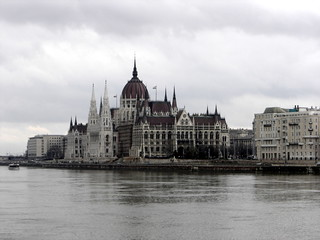 Budapest at Day - Parliament House | by elsua