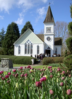 Minoru Chapel, Richmond BC | by Chilco