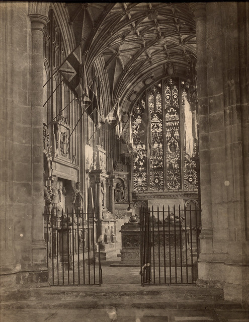 Interior view, Canterbury Cathedral