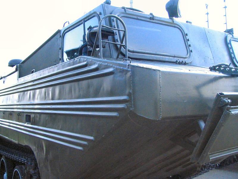 PTS-M Seguimiento Anfibio de Transporte de 3
