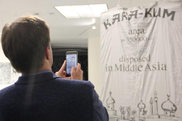 Voorstelling ErfgoedApp, 19 januari 2016 @ M HKA