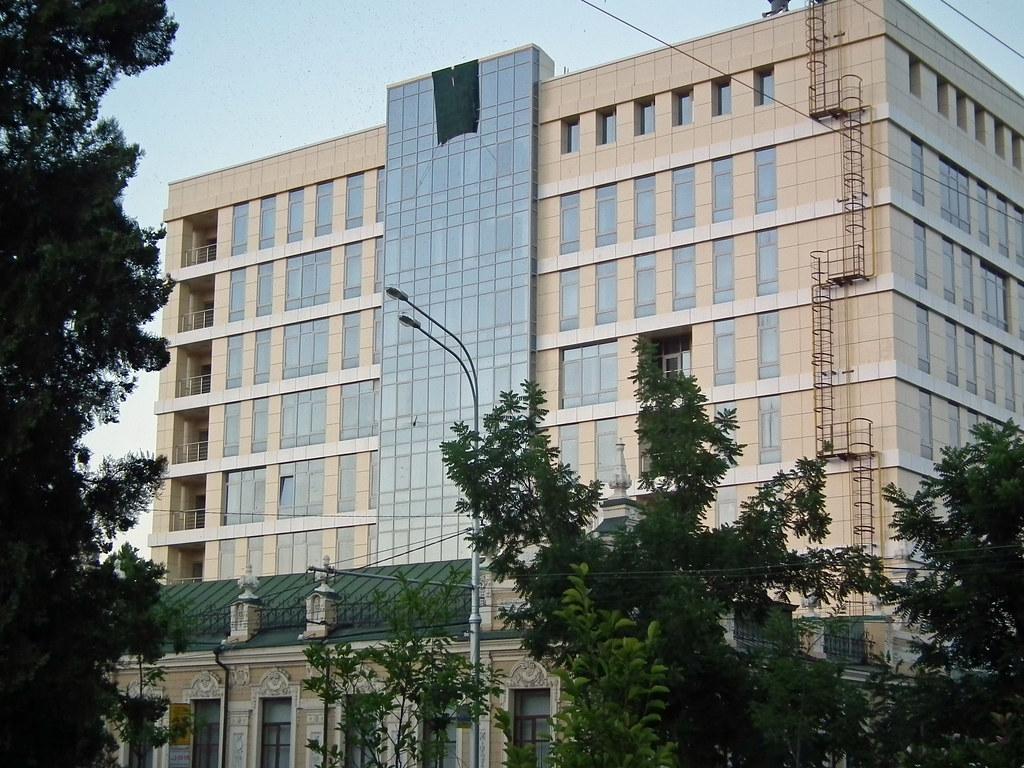 Krasnodar 130038 Krasnaya Street Architecture Erving Newton Flickr