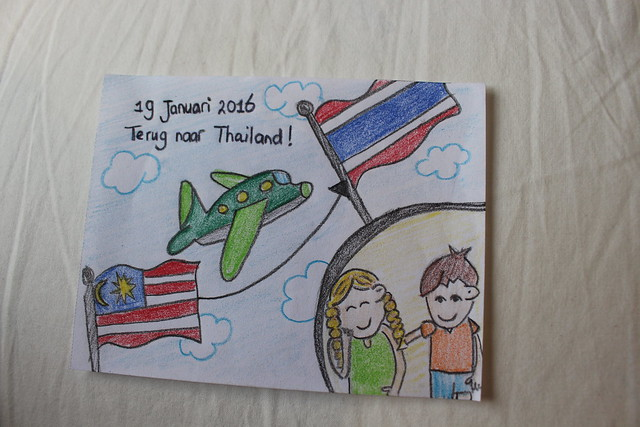 Terug naar Thailand!