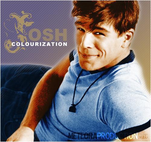 Colorization - Josh Hartnett