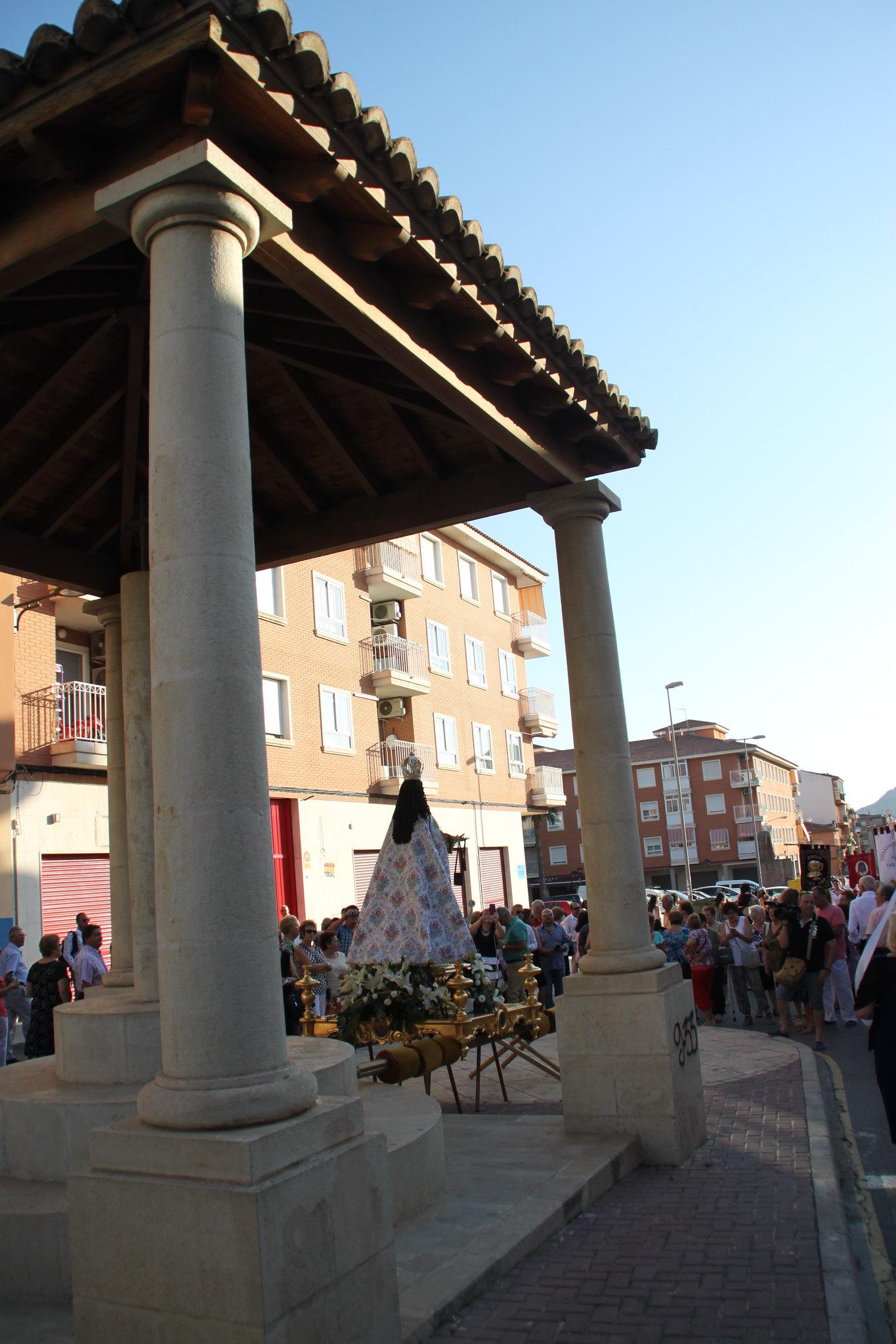 (2015-07-12) - Virgen del Carmen, parroquia La Santa Cruz - Javier Romero Ripoll (37)