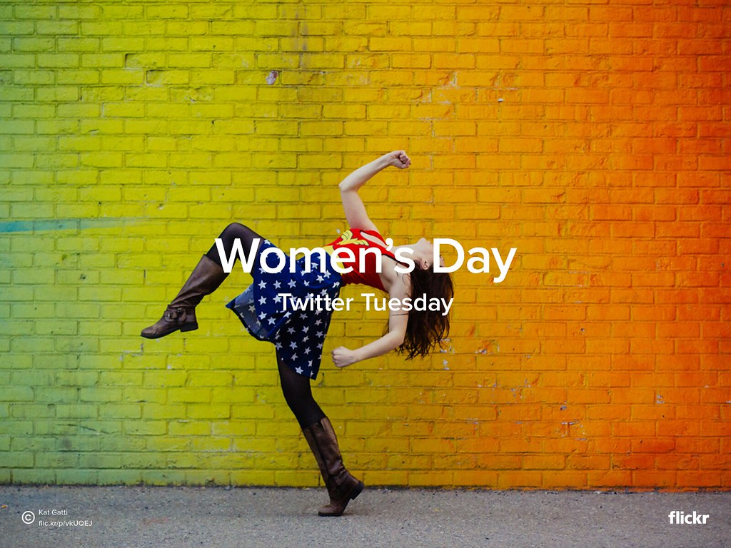 Twitter Tuesday: Women's Day