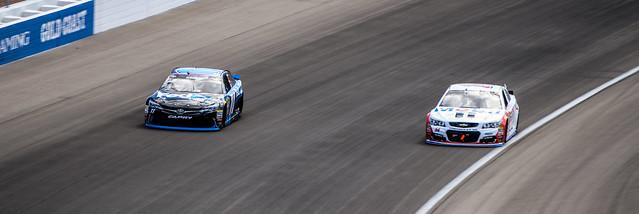 NASCAR Kobalt 400 - Las Vegas Motor Speedway 2016