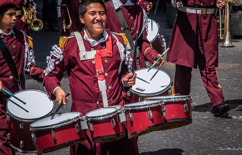 2016 - Mexico - Puebla - The Happy Drummer Boy