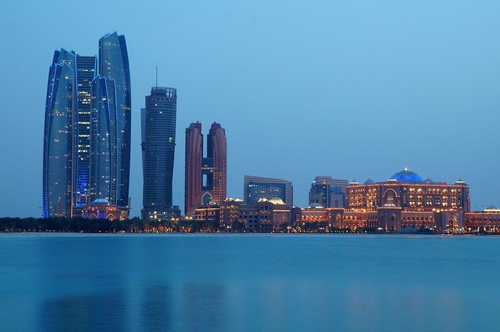 Abu Dhabi | Top vacation Dream Destinations Around the world