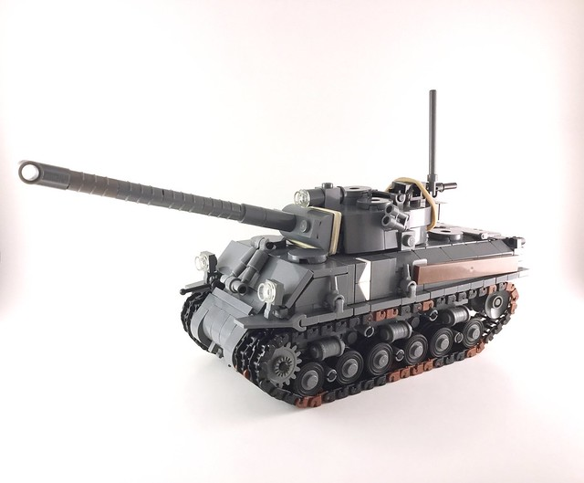 Israeli M51 'Super Sherman'