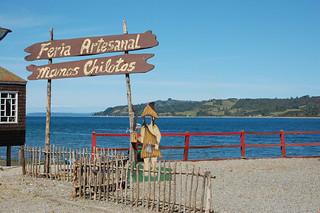 Feria Artesanal Manos Chilotas, Dalcahue, Chiloé, Chile | by blueskylimit