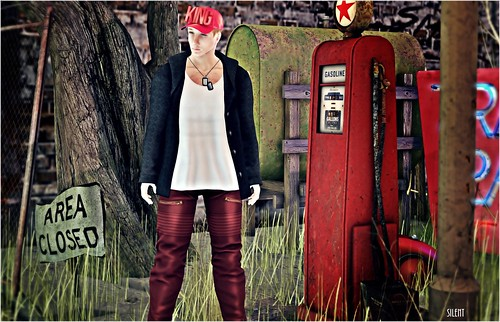 Estilo # 801 Burn that gasoline | by francisco.silent
