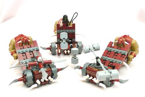 Troll War Machines SMB F