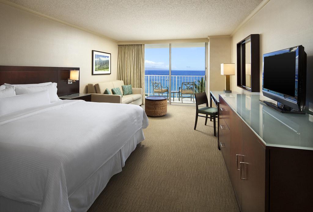 The Westin Maui Resort Spa Ka Anapali Beach Tower King