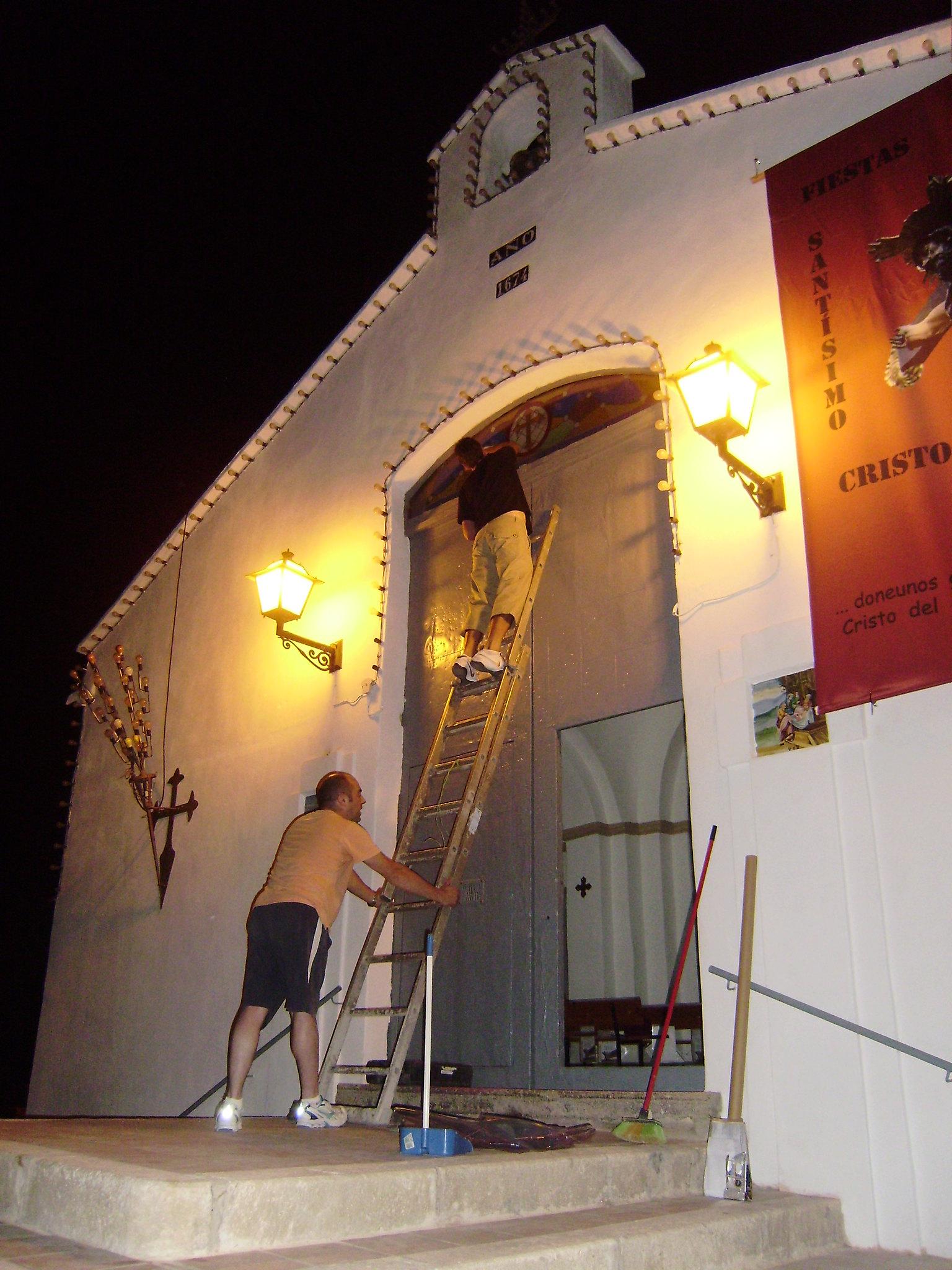 (2009-06-04) - Preparativos - Javier Romero Ripoll - (14)