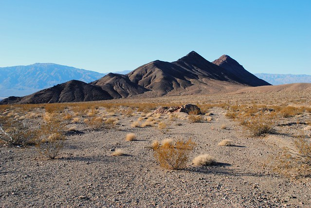 East side of Death Valley National Park