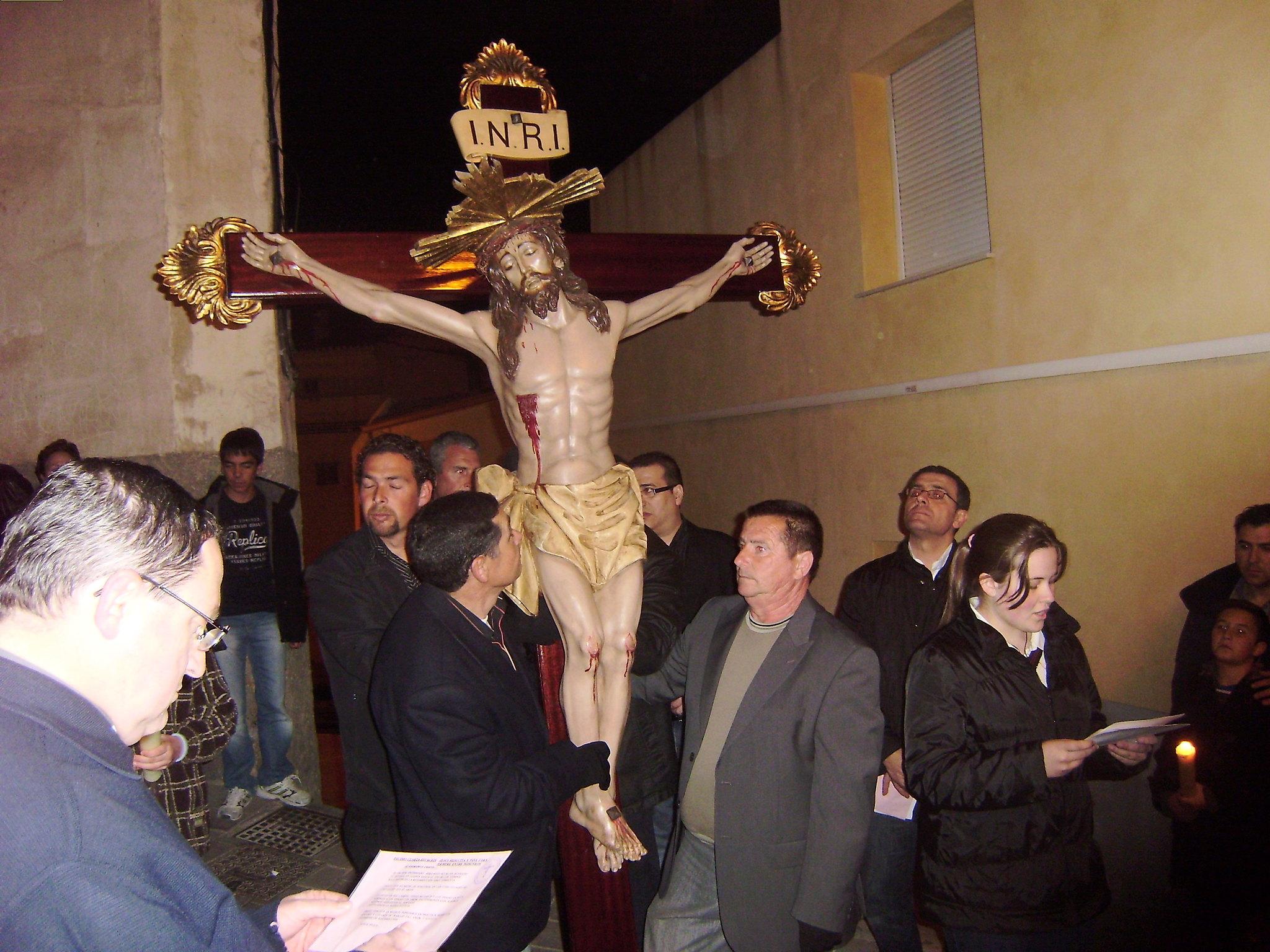 (2010-03-26) - I Vía Crucis nocturno - Javier Romero Ripoll - (17)