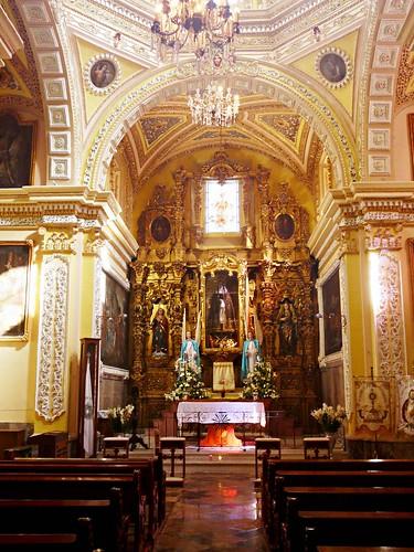 M01 Iglesia de Tonantzintla