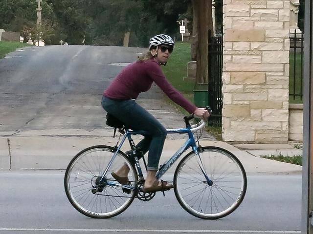 bicyclist - Chicago, IL