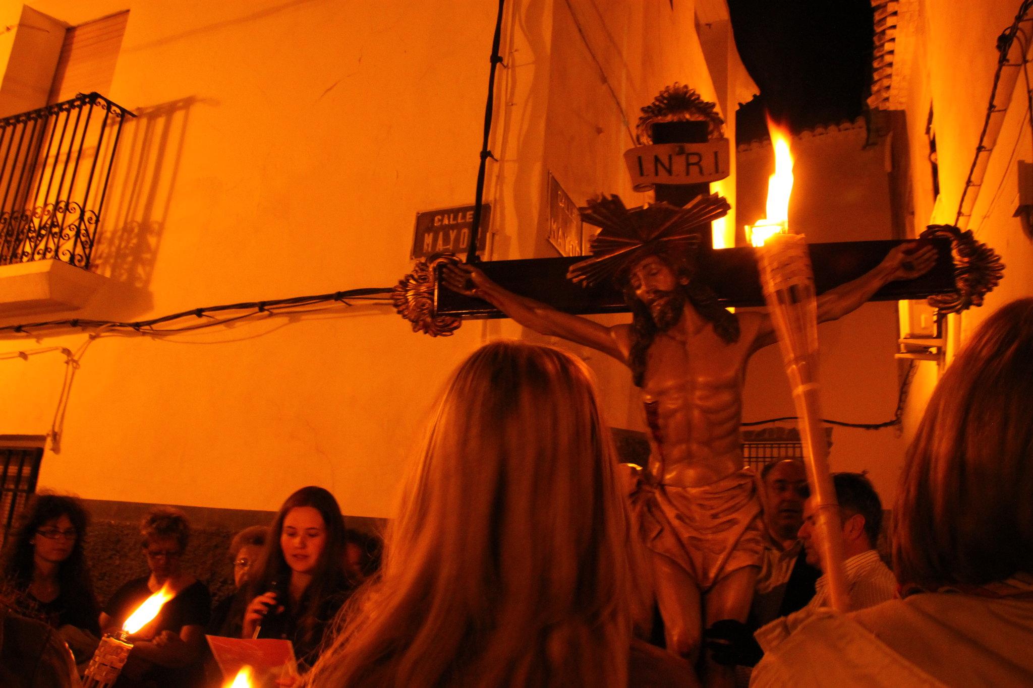 (2014-04-01) -  V Vía Crucis nocturno - Javier Romero Ripoll (42)