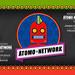 Series 37: Átomo/Frederator Postcards, 2016