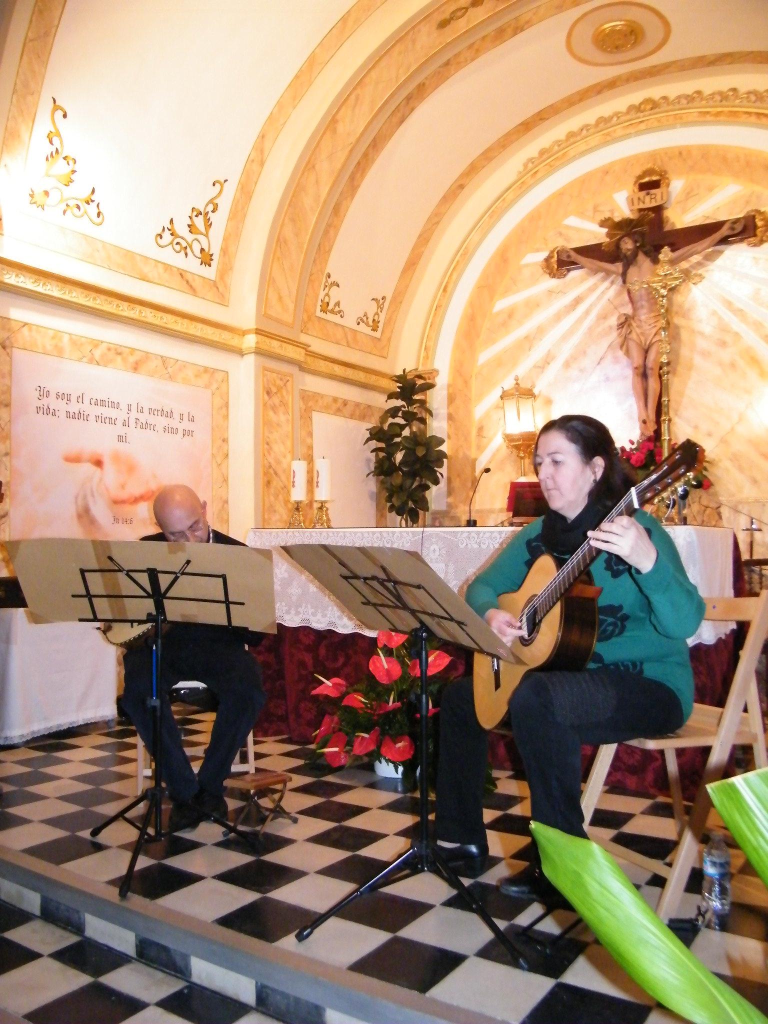 ElCristo - Actos - Actuación Musical Solidaria - Grupo Madrigal - (2016-01-29) - Gabriel Segura (11)