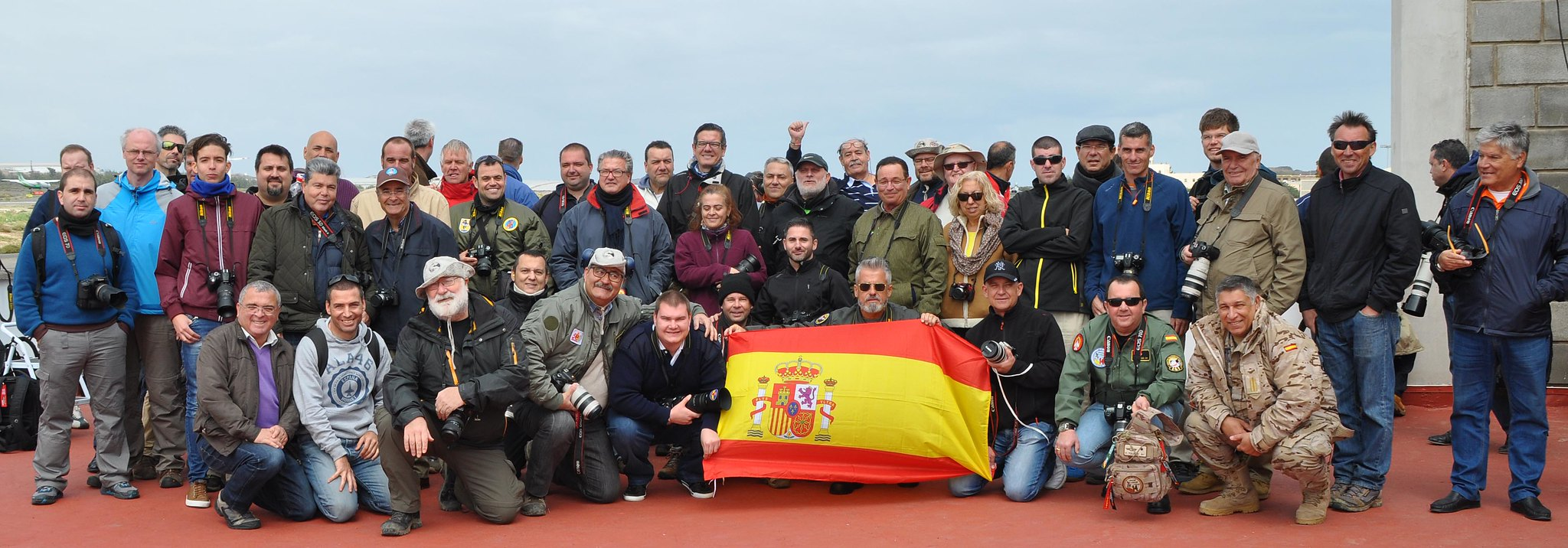 Spotters in Canarias