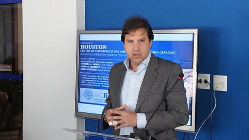Seminário Porto de Houston Casa Rio Business Center | by businessinrio