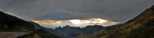 road storm nature clouds wow landscape outdoors dramatic scape lightbeams mtlemmon mountainscape