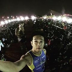 See you at the finish! #im703Putrajaya #triathlon #swimbikerun #cannondale #cannasia #triedge #transition