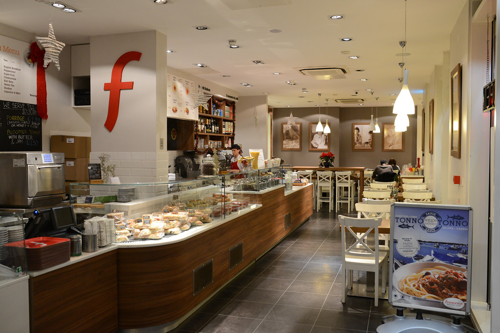 TastingBritain.co.uk - Francesca Baker Street, Marylebone, London